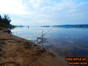 Обзоры рек, озер, водохранилищь
