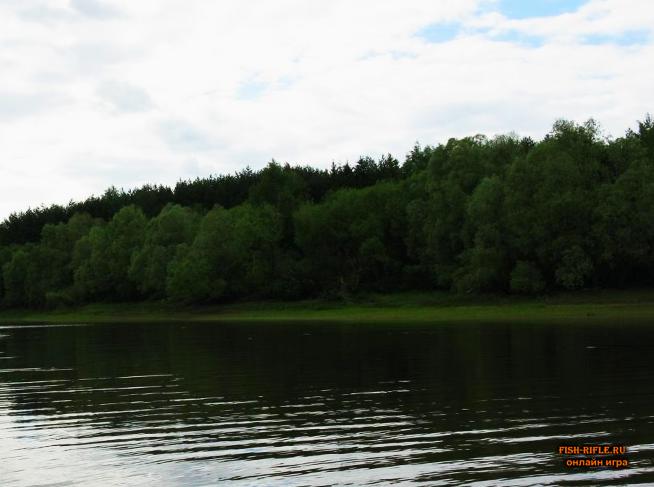 Рыбалка на Можайке