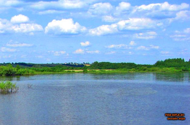Рыбалка на Рыбинском вдхр