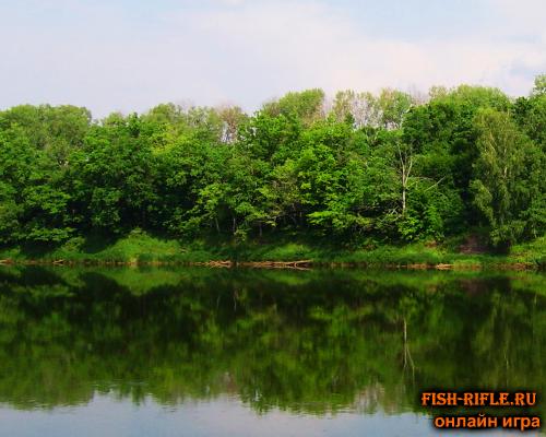рыбалка на реке ухра