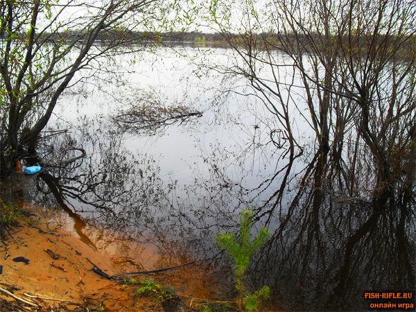 Рыбалка в половодье на реках Нижегородской области