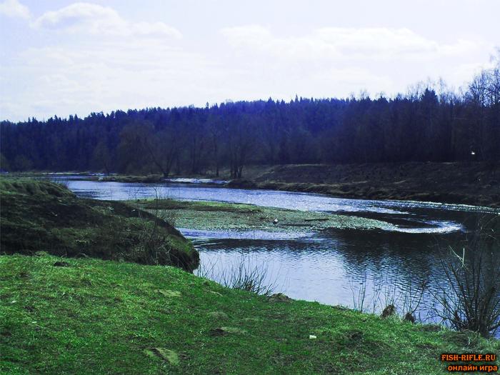 река ирень рыбалка