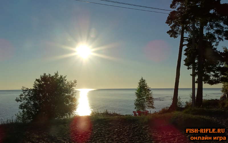 Рыбалка: Ладожское озеро