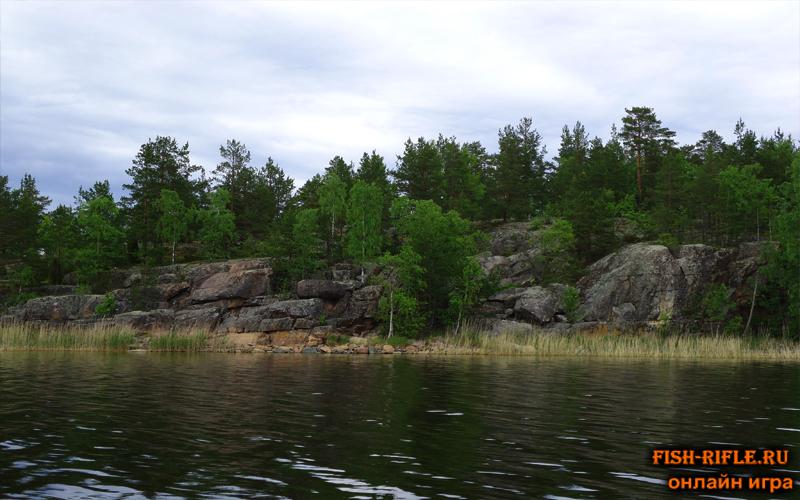 Шхеры: Ладожское озеро