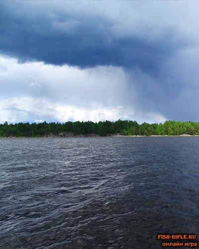 Как погода влияет на клев рыбы?
