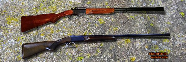 Ружье «Олень» 32кал и ИЖ-18 28кал